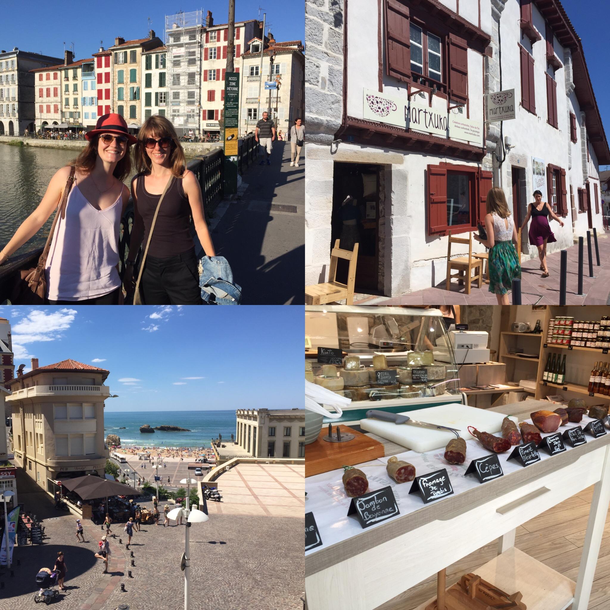 Découverte Pays Basque