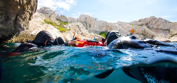 snorkeling Marseille