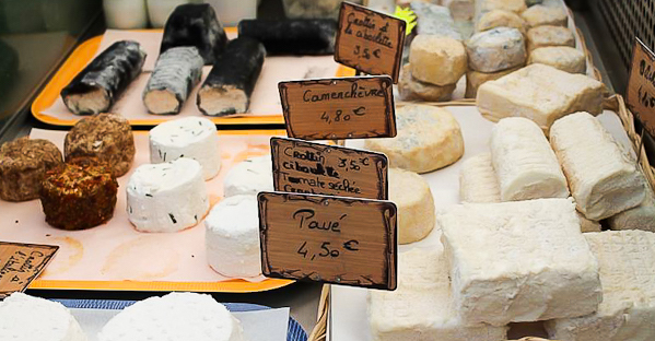 fromage normandie