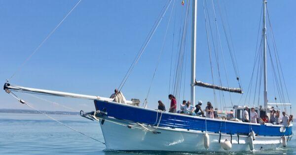 Balade en mer à Marseille