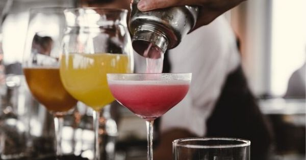 Défi cocktail à Lyon