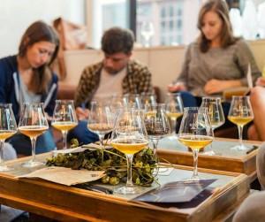 Atelier bières craft avec Laurent