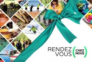 La carte cadeau RDVCN, valable sur toutes les activités du site pendant 2 ans